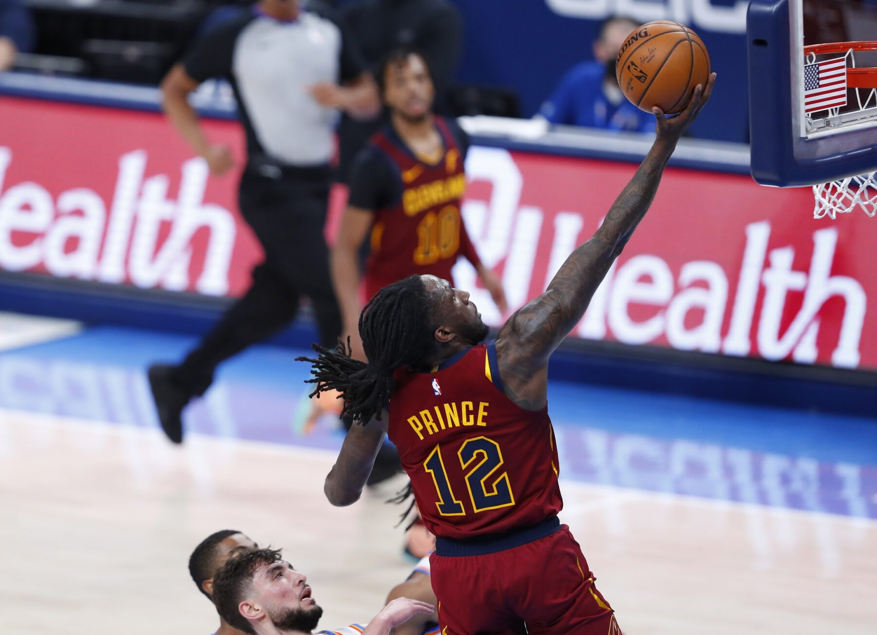 Taurean Prince Cavs
