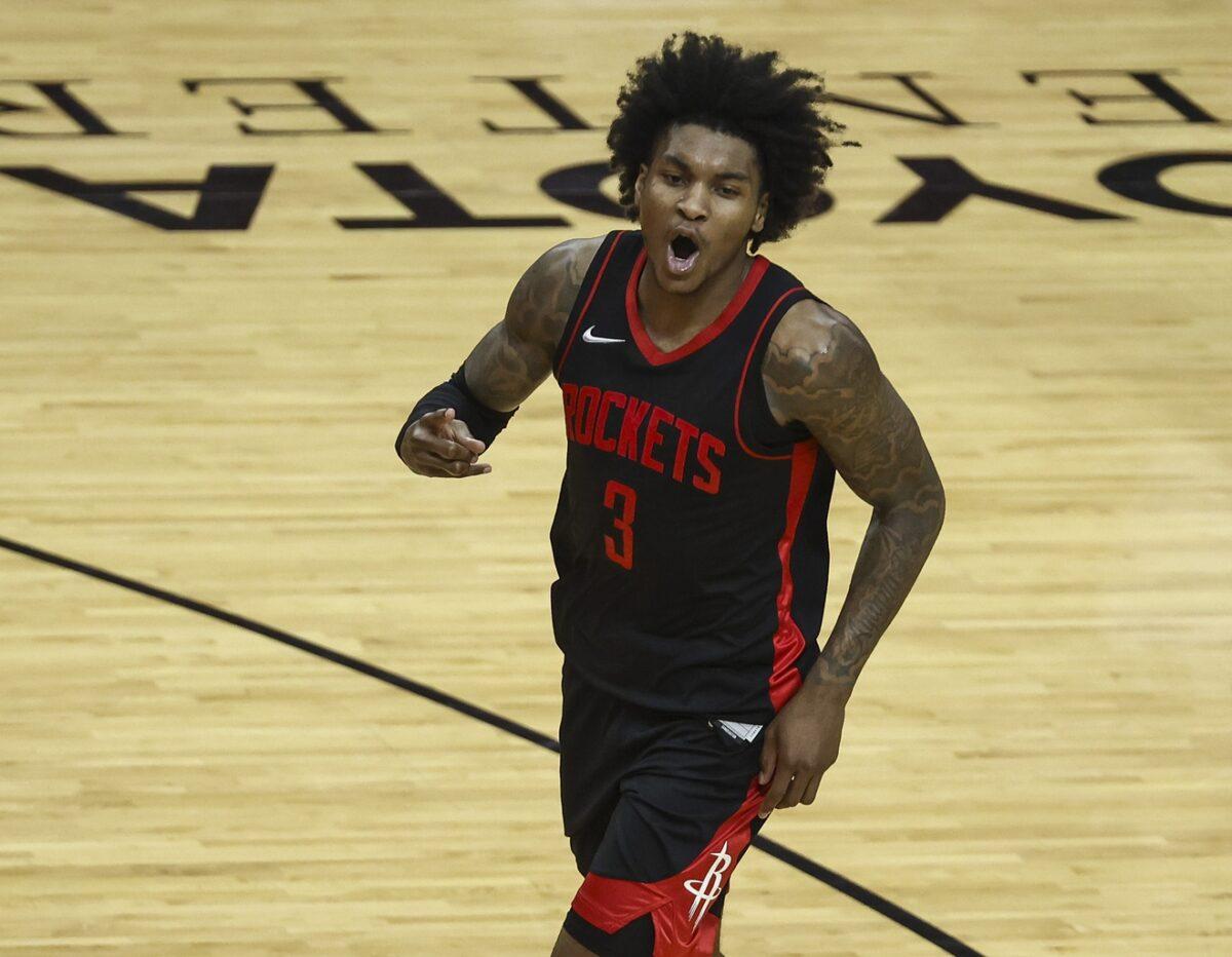 Kevin Porter Jr. Rockets