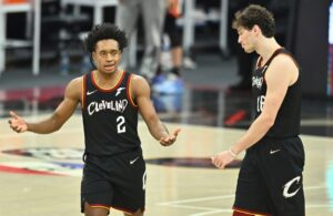 Collin Sexton and Cedi Osman