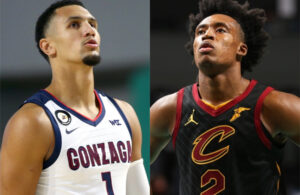 Jalen Suggs and Collin Sexton