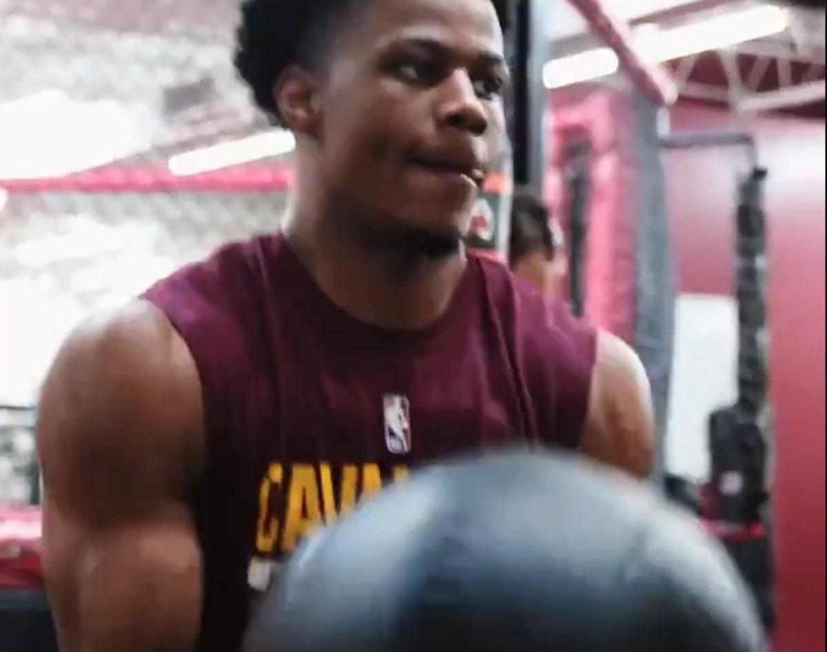 Isaac Okoro Cavs